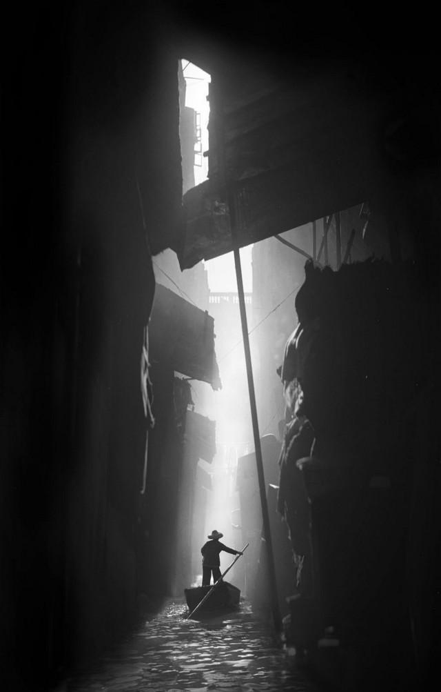 «Гонконгская Венеция». Автор Фан Хо