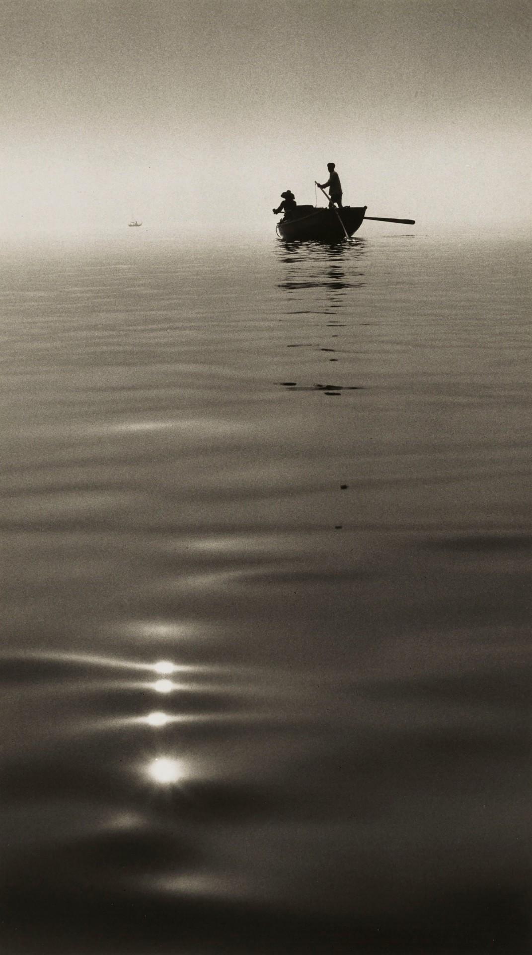Плыть в туман, 1955. Автор Фан Хо