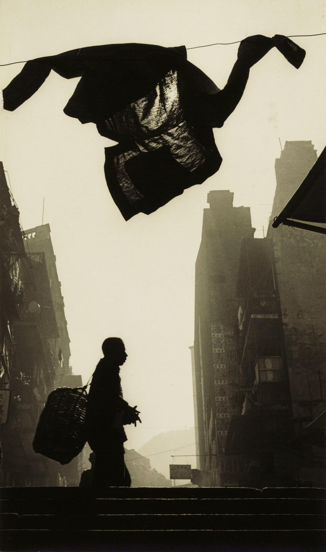 Знамение, Гонконг, 1964. Автор Фан Хо