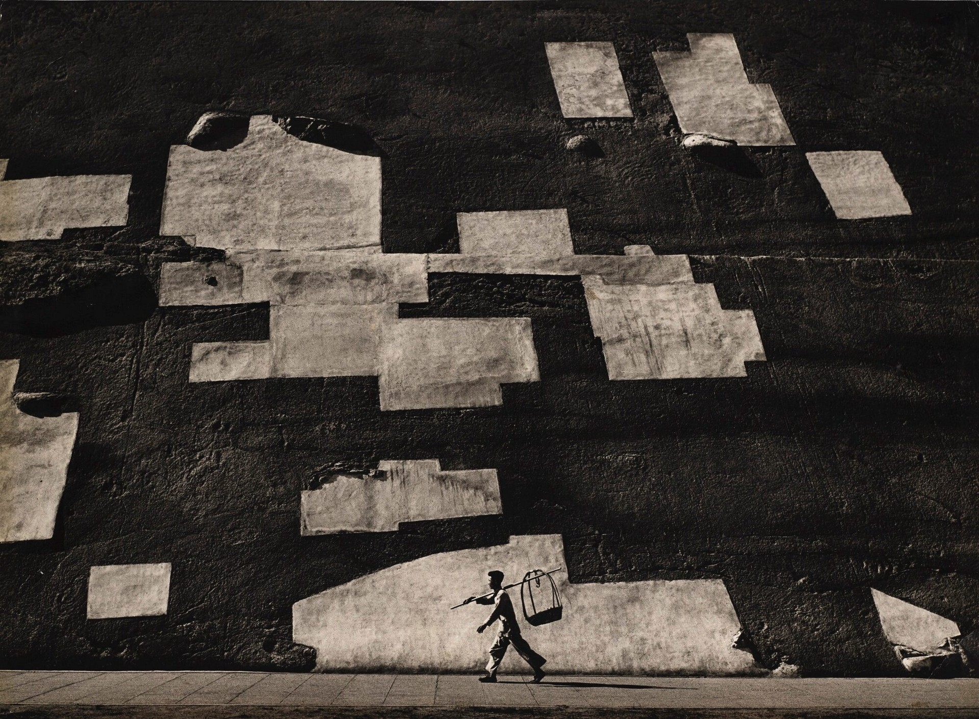 Паттерн, Гонконг, 1956. Автор Фан Хо
