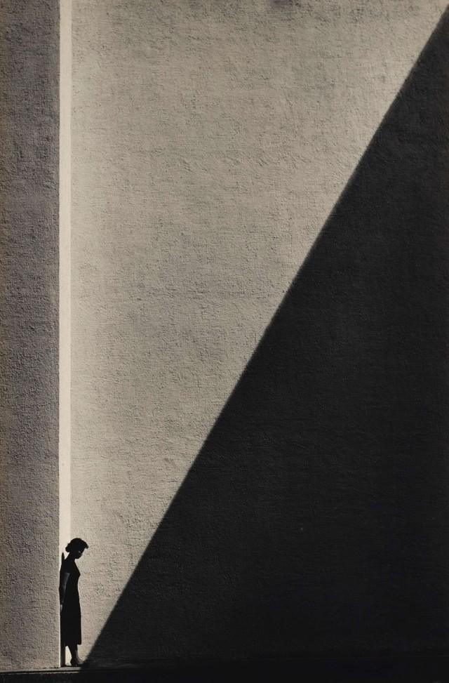 Ползущая тень, 1954. Автор Фан Хо