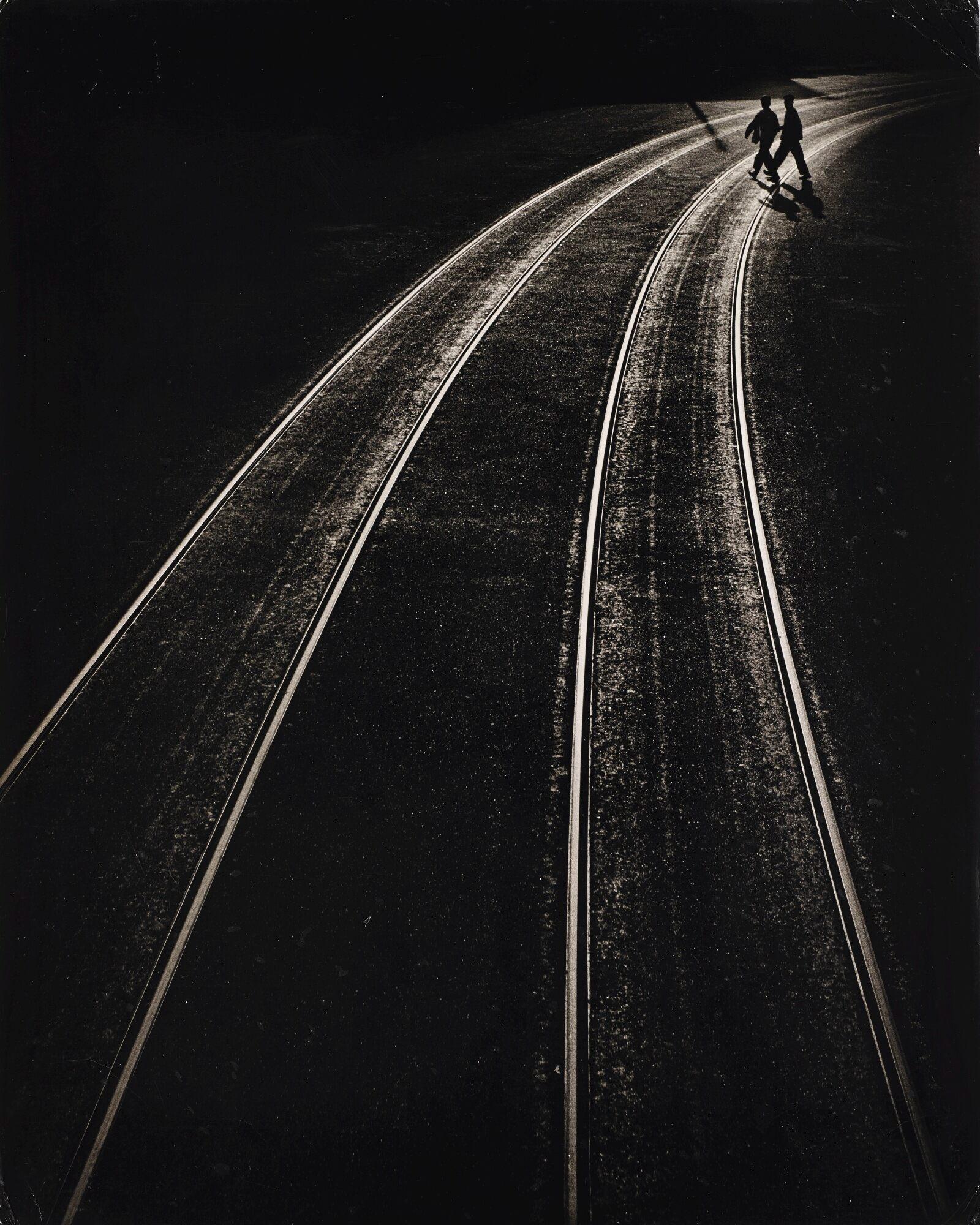 Полночь в Гонконге, 1958. Автор Фан Хо
