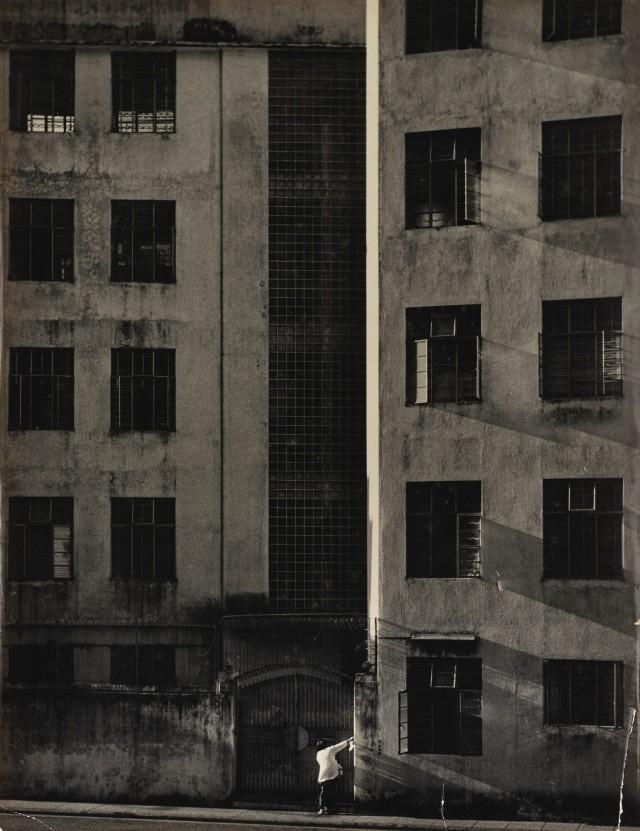 Последний луч, Гонконг, 1953. Автор Фан Хо