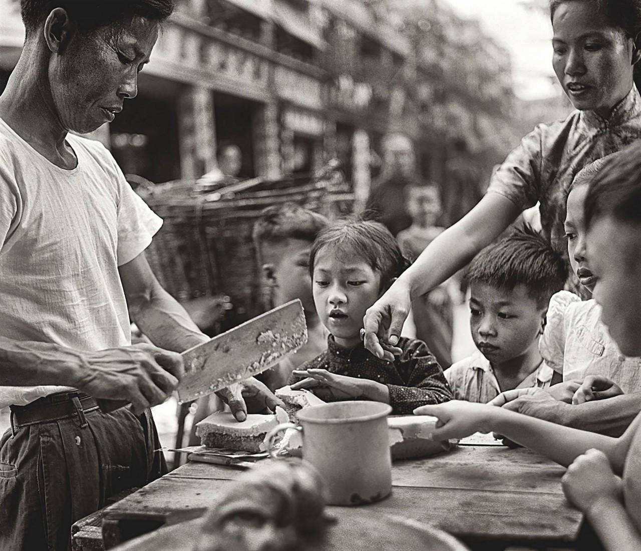 «Трудно дождаться», Гонконг, 1950-60-е. Автор Фан Хо