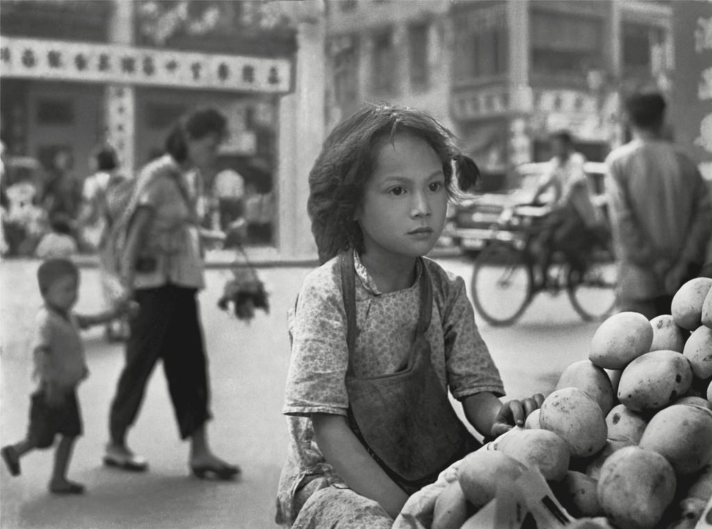 Детство, Гонконг, 1959. Автор Фан Хо