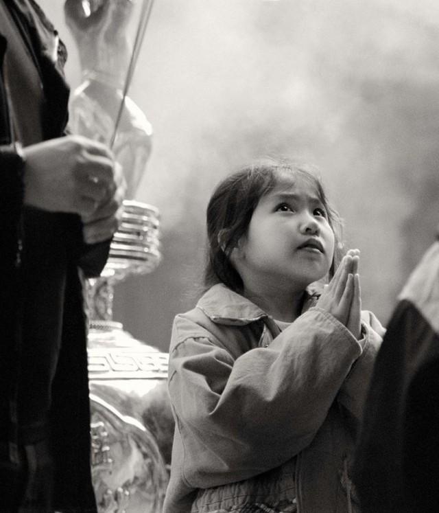 Духовная связь, Гонконг, 1968. Автор Фан Хо