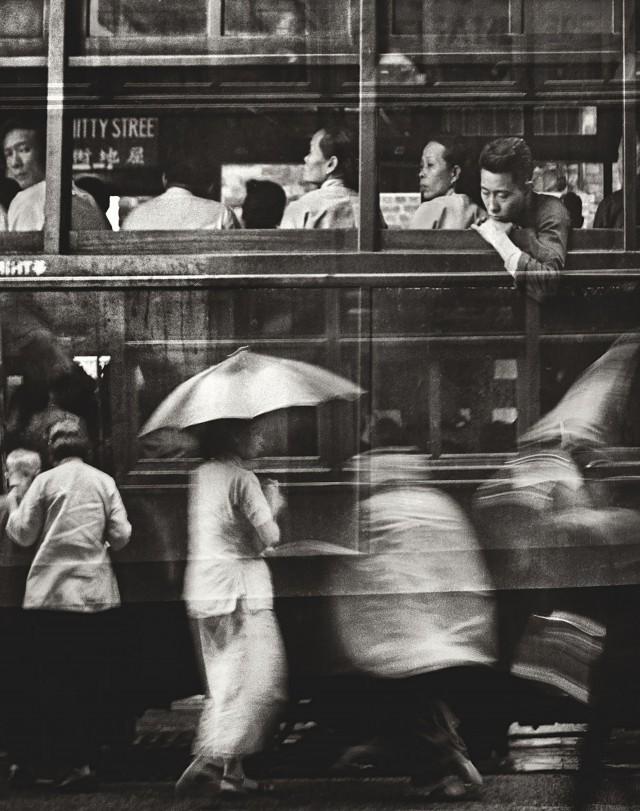 Гонконг, 1950-60-е. Автор Фан Хо
