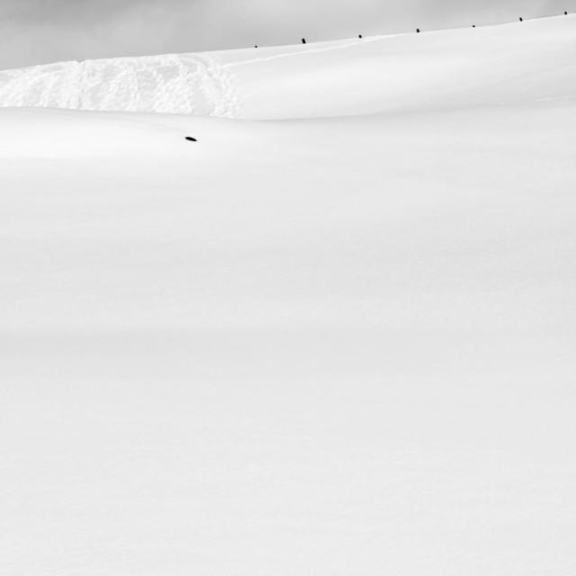 «Снежные фигуры». Автор Розарио Чивелло (2)