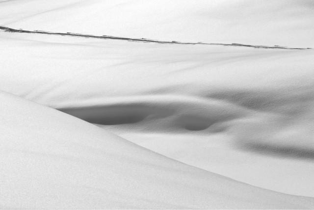 «Снежные фигуры». Автор Розарио Чивелло (4)