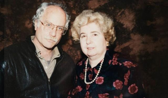 Ричард Дрейфусс и Мария Снойс-Лаглер