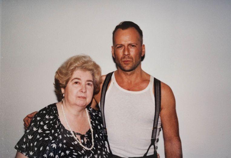 Брюс Уиллис и Мария Снойс-Лаглер