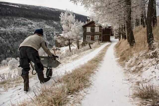 Фотопроект «Ула Хауген». Автор Нильс Тьюн (7)