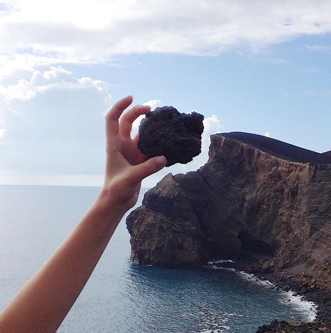 «Завершите головоломку». Азорские острова. Автор Тиаго Силва