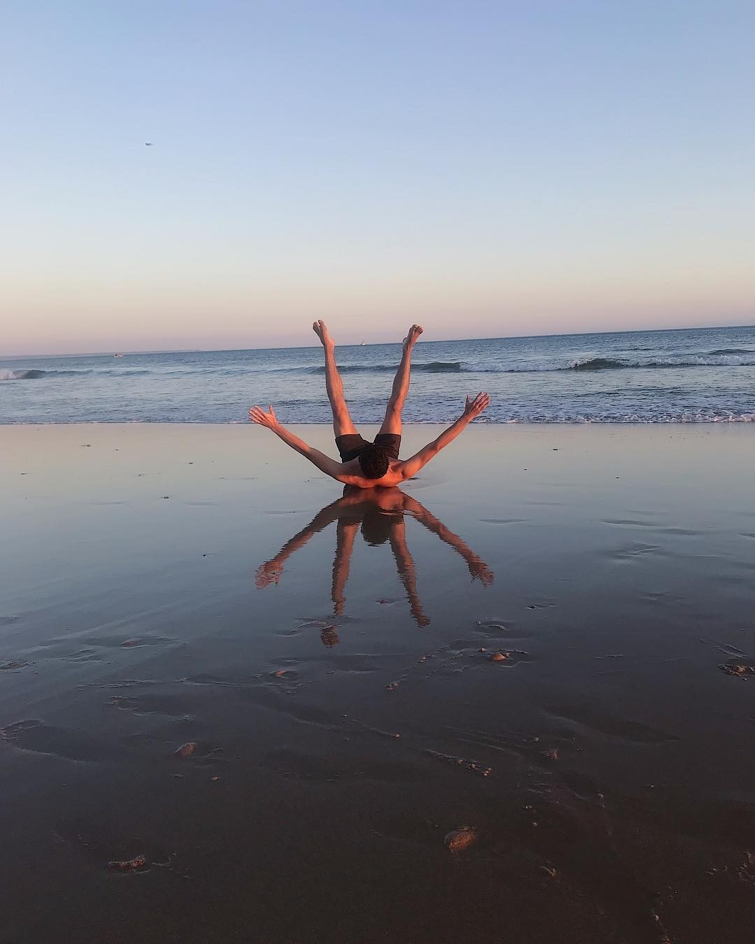 «Морская звезда». Пляж Каркавелуш. Автор Тиаго Силва