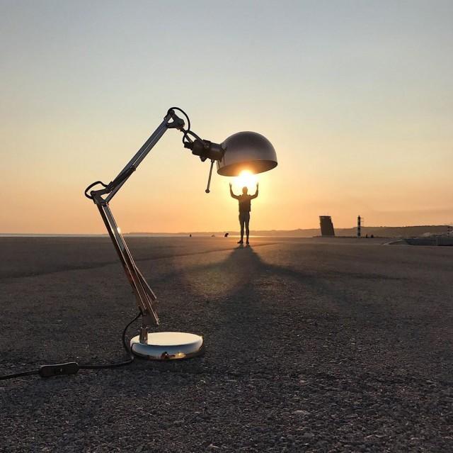 «Природный свет». Лиссабон, Португалия. Автор Тиаго Силва