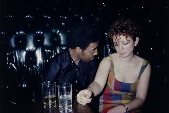 Базз и Нан в «After Hours», Нью-Йорк, 1980. Автор Нан Голдин