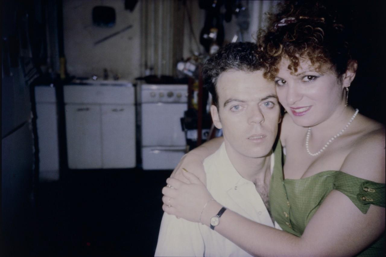 Нан и Брайан в день рождения Нан, Нью-Йорк, 1981. Автор Нан Голдин