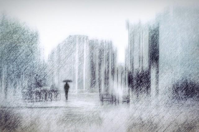 Сентябрьский блюз. Автор Даниэль Кастонгуэй