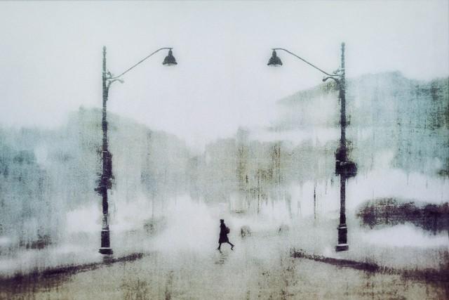 Фонарные столбы. Автор Даниэль Кастонгуэй
