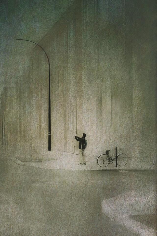 Айфонографер. Автор Даниэль Кастонгуэй