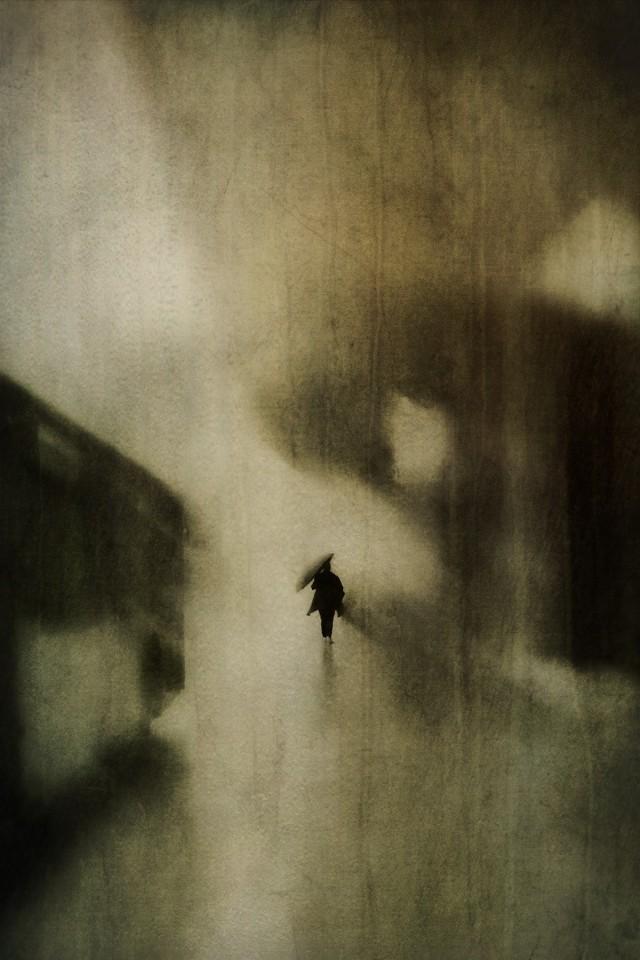 Вокзал. Автор Даниэль Кастонгуэй