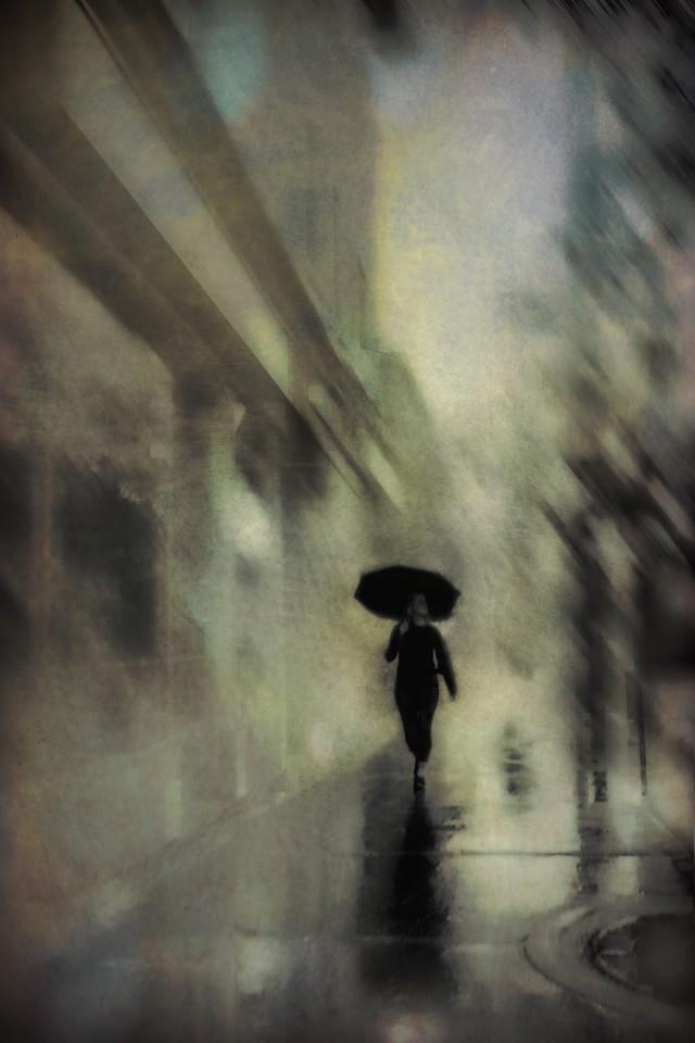 Городские огни. Автор Даниэль Кастонгуэй