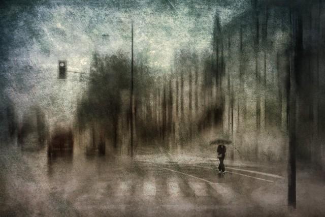 Лёгкая гроза. Автор Даниэль Кастонгуэй