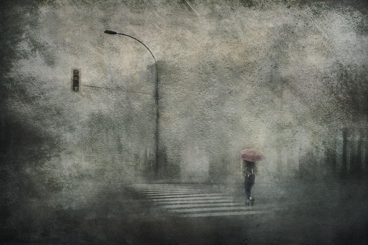 Летний туман. Автор Даниэль Кастонгуэй