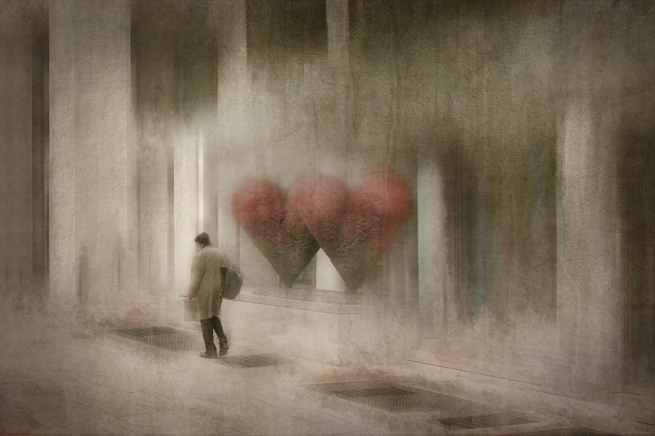 Печаль. Автор Даниэль Кастонгуэй