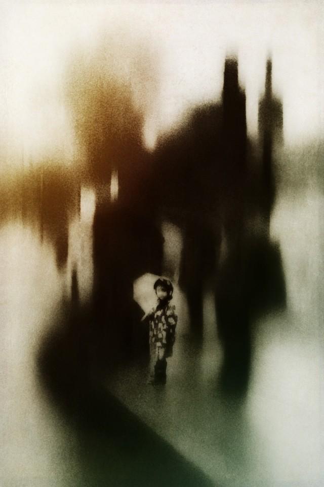 Толпа. Автор Даниэль Кастонгуэй