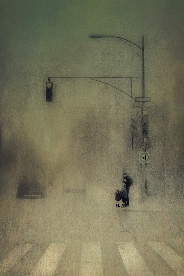 Утро без истории. Автор Даниэль Кастонгуэй