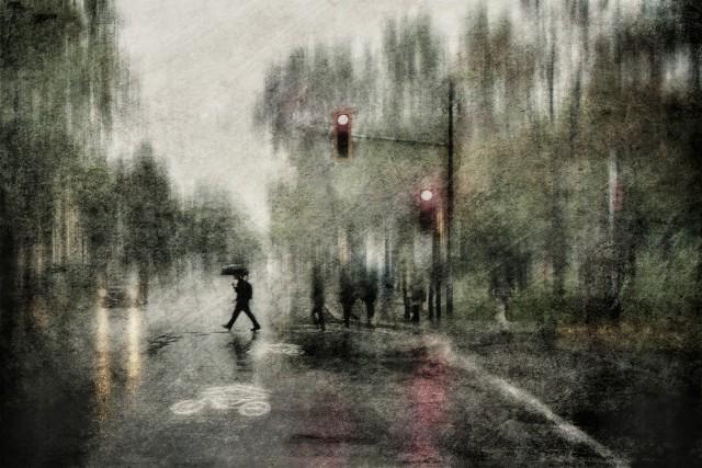 Весенний туман. Автор Даниэль Кастонгуэй