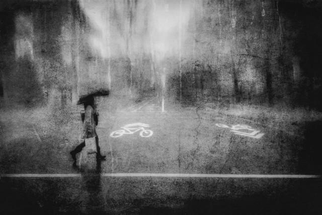 Дождевые сапоги. Автор Даниэль Кастонгуэй