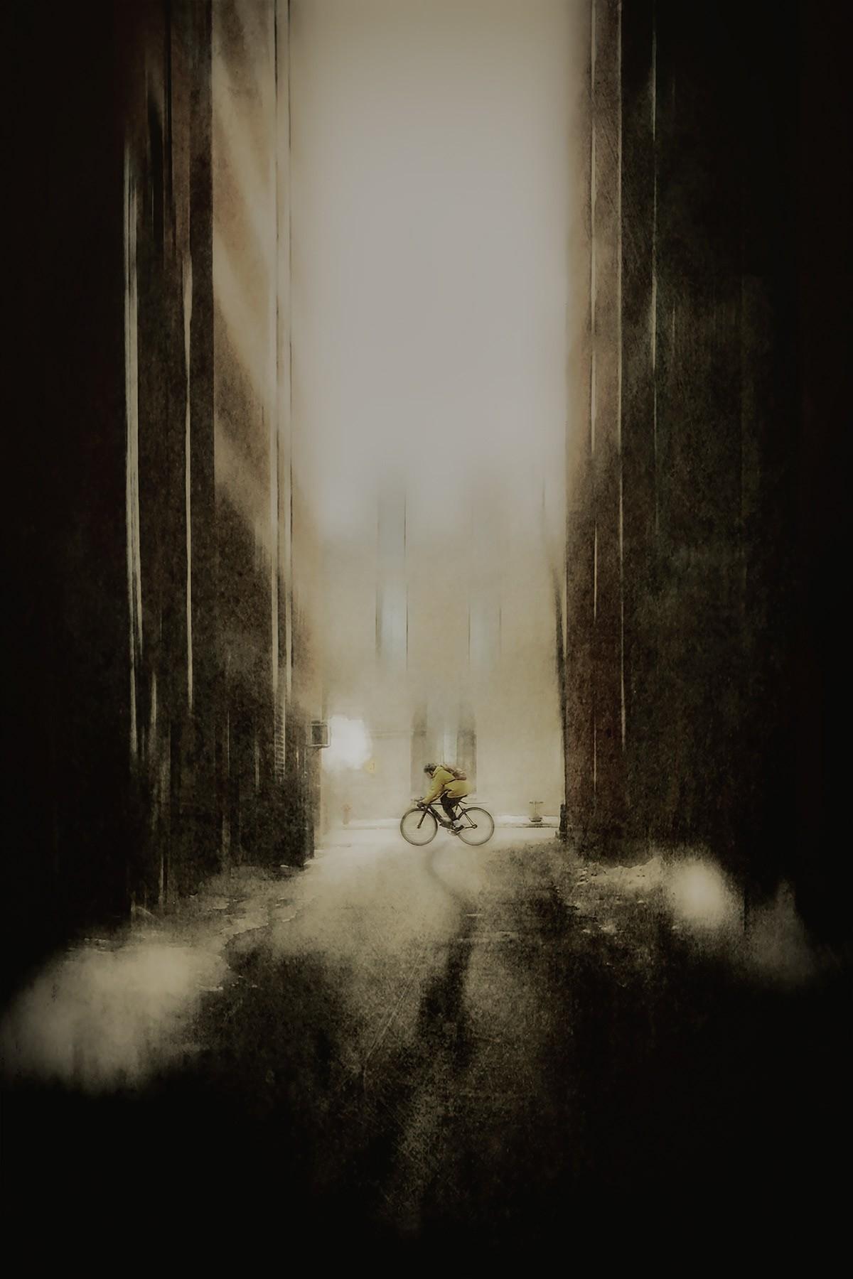 Задворки Монреаля. Автор Даниэль Кастонгуэй