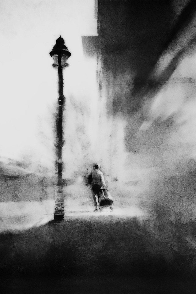 Колёса. Автор Даниэль Кастонгуэй