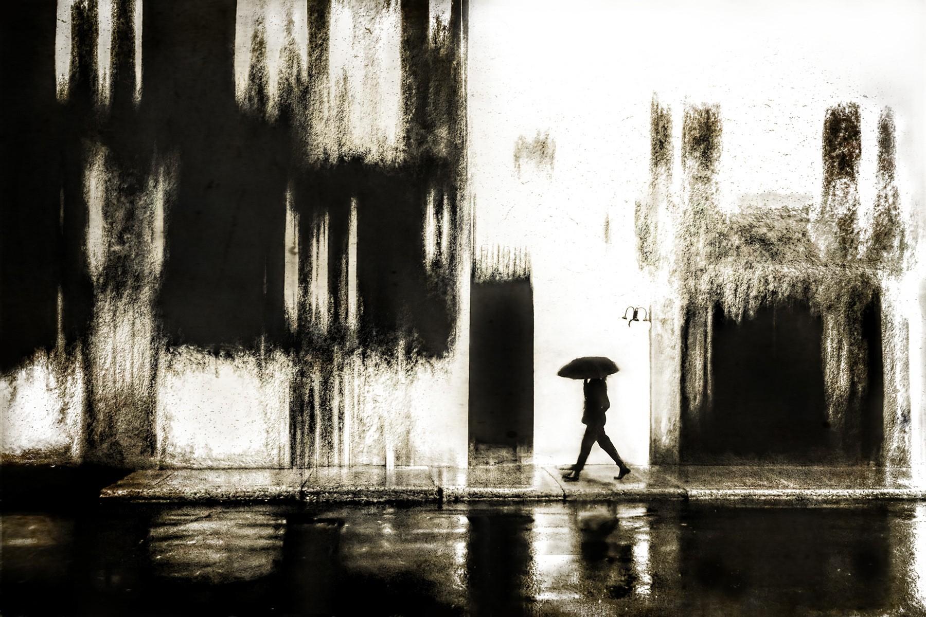 Окна. Автор Даниэль Кастонгуэй