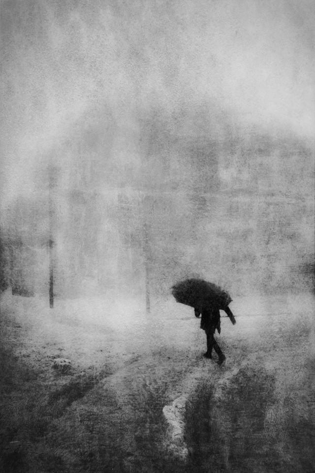 Поворот. Автор Даниэль Кастонгуэй