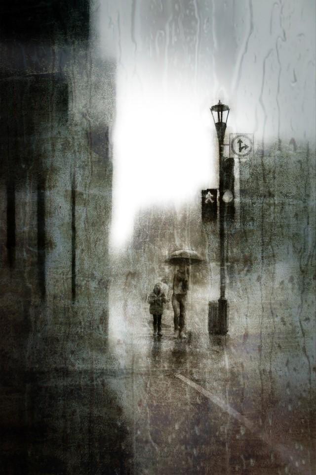 Пусть дождь идёт. Автор Даниэль Кастонгуэй