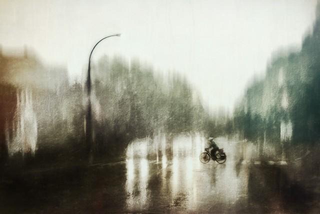 Световой пучок. Автор Даниэль Кастонгуэй