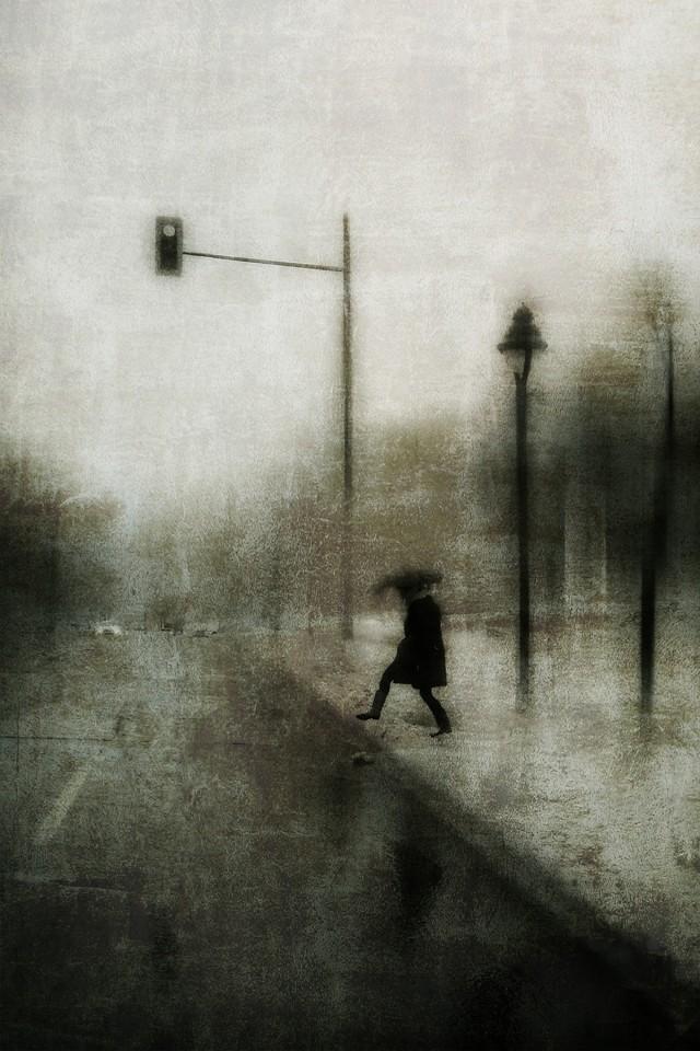 Сломанный зонтик. Автор Даниэль Кастонгуэй