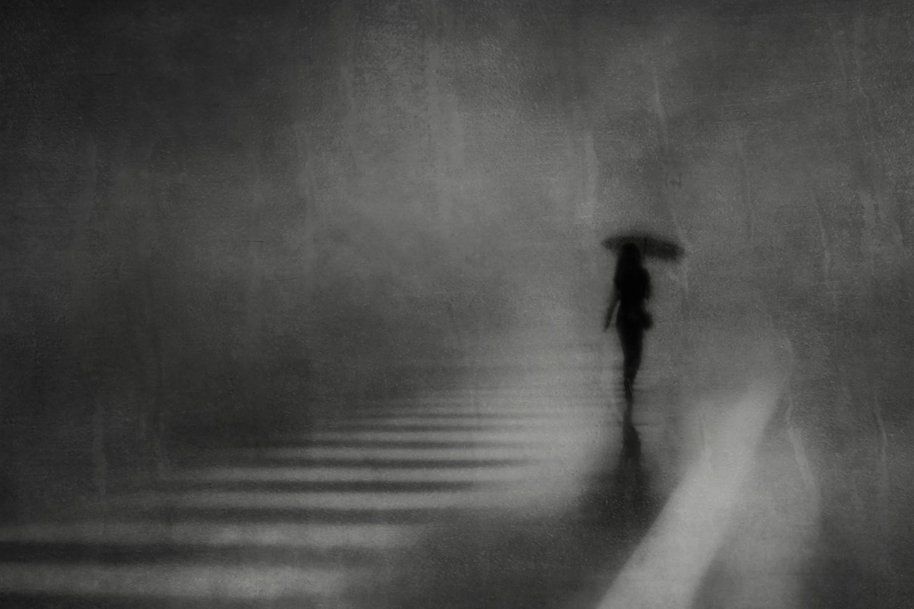 Сентябрьская дымка. Автор Даниэль Кастонгуэй
