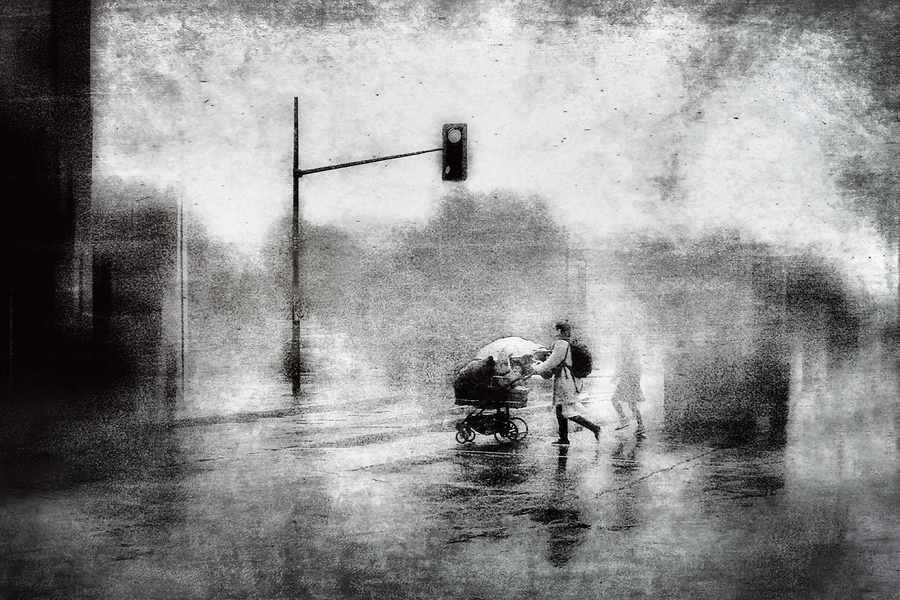 Спешка. Автор Даниэль Кастонгуэй