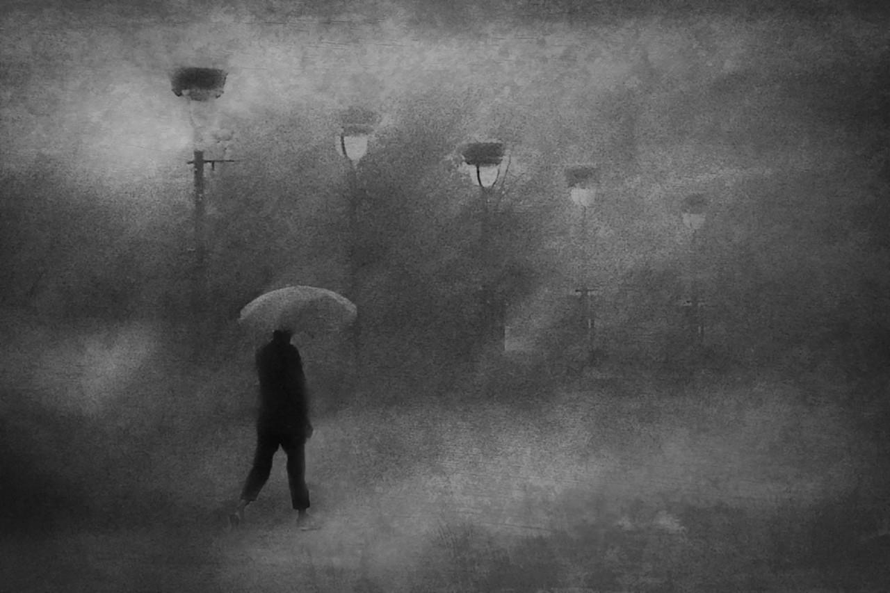 Бессонница. Автор Даниэль Кастонгуэй