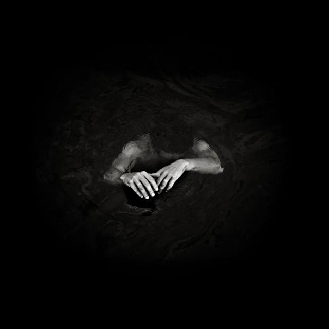 «Тонущий». Автор Бенуа Корти