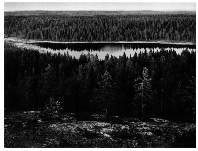 Норрботтен, 1960-е. Автор Суне Юнссон