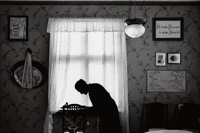 Вдовствующая Дженни Эдстрем, Левонгер, 1962. Автор Суне Юнссон