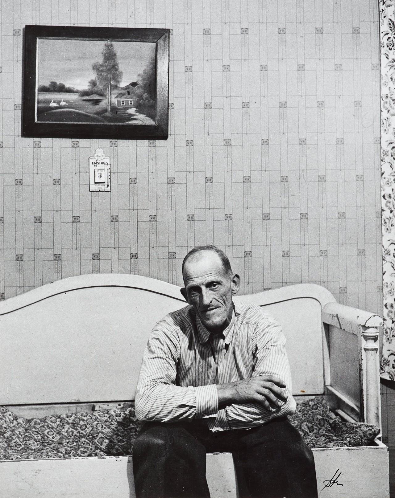 Джонс, 1950-е. Автор Суне Юнссон
