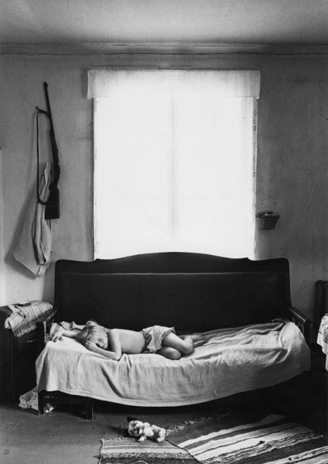 Спящая Розмари, Вильхельмина, 1961. Автор Суне Юнссон
