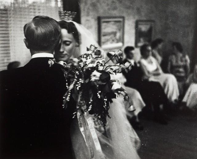 Свадьба, 1957. Автор Суне Юнссон