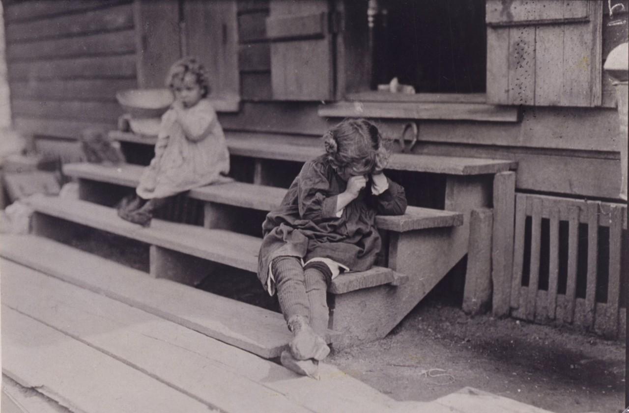 Билокси, штат Миссисипи, 1925 год. Автор Льюис Хайн